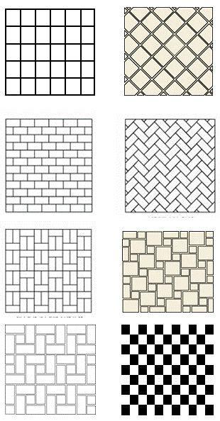 pattern lab themes 17 best ideas about tile floor patterns on pinterest