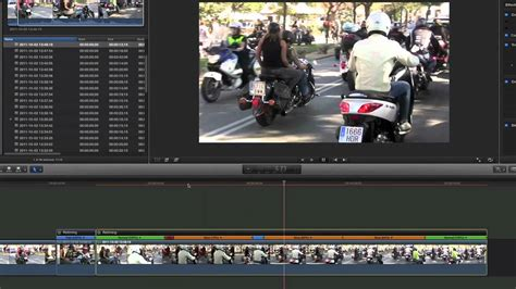 final cut pro slow motion slow motion in final cut pro x youtube