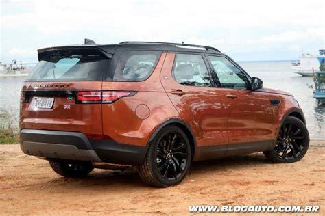 2018 land rover discovery black land rover discovery 2018 tem vendas iniciadas no brasil