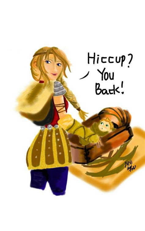 How to train your dragon hiccup and astrid have a baby ccuart Choice Image