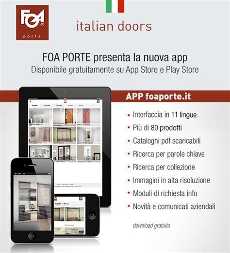 app store porte di roma foa porte la nuova app intuendo rappresentanze roma