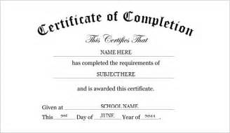 Free School Certificate Templates For Word by Preschool Certificate Template 12 Free Word Pdf Psd