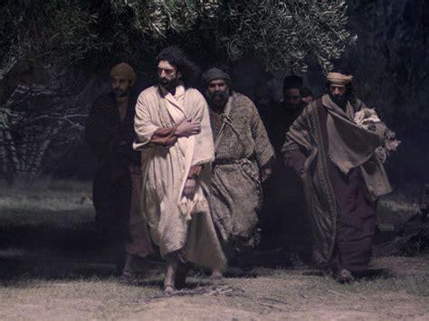 freebibleimages jesus prays  gethsemane jesus
