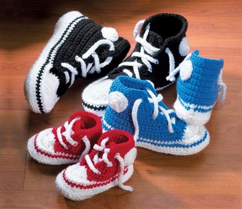 knitted converse baby booties pattern crochet converse baby booties pattern free tutorial