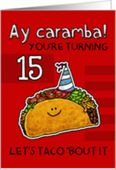 15 Year Birthday Cards 15th Birthday Cards From Greeting Card Universe