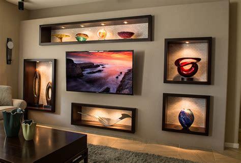 drywall entertainment center 8507