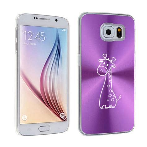 Casing Samsung S7 Edge Mickey Custom Hardcase for samsung galaxy s7 s4 s5 s6 s6 edge cover giraffe ebay