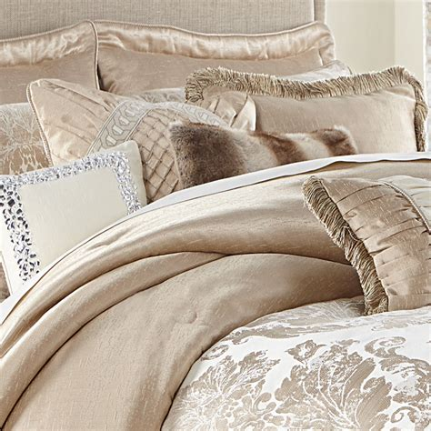 palermo bedding  michael amini luxury bedding sets michael amini palermo comforter set