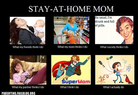 Stay At Home Mom Meme - bella vida by letty