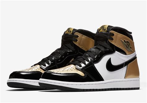 sneakers releases 1 gold toe release date sneakernews