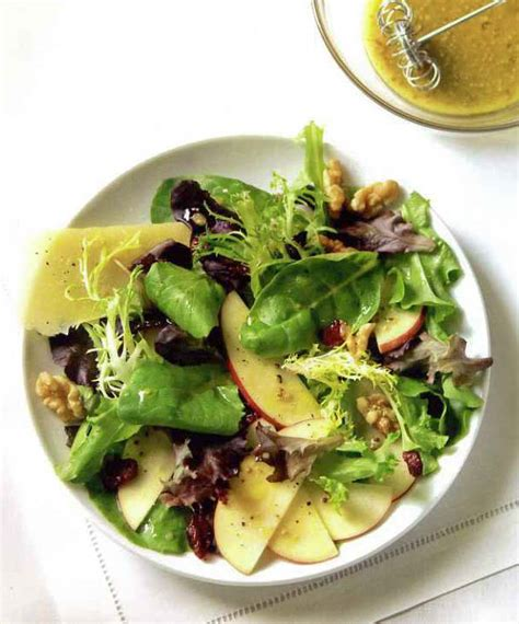 easy salad recipes 14 of our greatest green salad recipes mixed green salad recipe with apples leite s culinaria