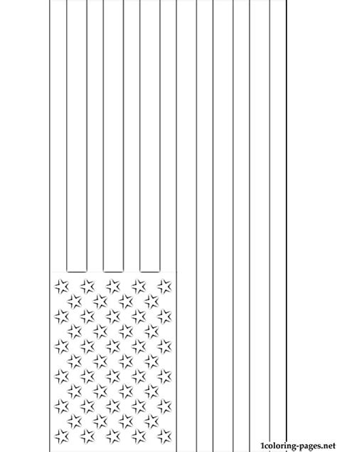 united states american flag coloring page united states of america flag coloring page coloring pages