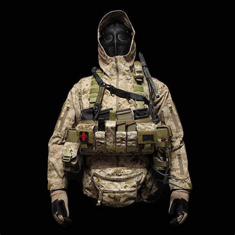 tactical gear jacket and assault rig by volk tactical gear tactical