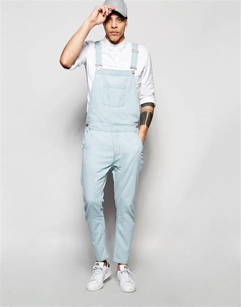 light blue overalls mens 26 best overalls images on fashion