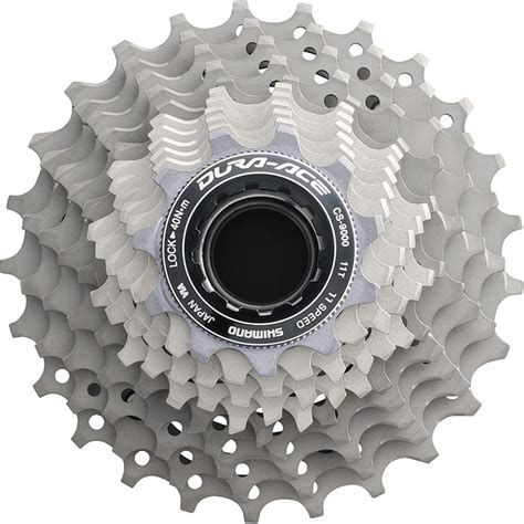 dura ace cassette ratios shimano dura ace cs 9000 cassette 11 spd the colorado