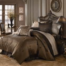 Cali King Comforter Set Luxe Versailles Rivoli Iridescent Silk California King
