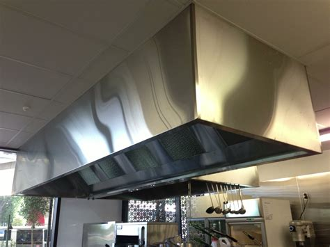 Kitchen Island Ventilation commercial kitchen extraction hoods stainless steel
