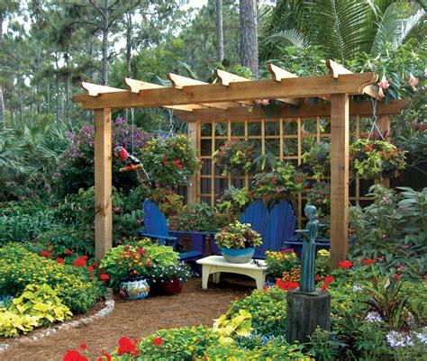 Build An Arbor Trellis Outdoor Living Structures For The Palm Beach Landscape