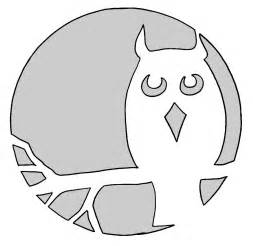 owl pumpkin template pumpkin carving templates