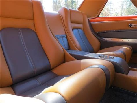 hanks upholstery hanks s 1967 camaro custom leather interior interiors by