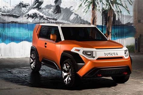 toyota ft 4x suv concept revealed images details