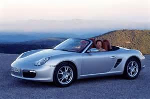 2007 Porsche Boxster 2007 Porsche Boxster Information And Photos Momentcar