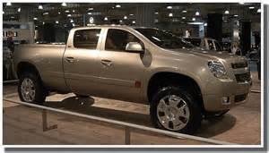 chevy silverado concept truck look