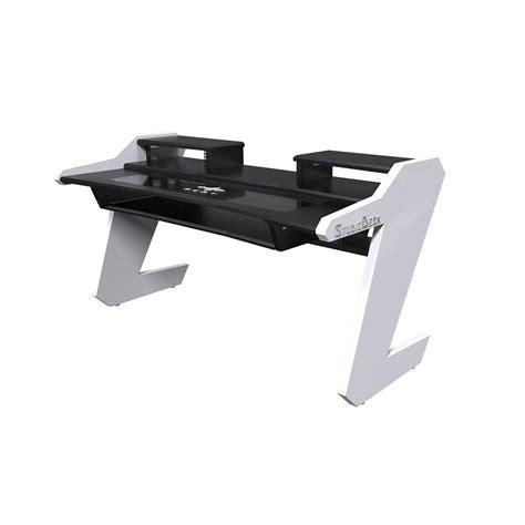black studio desk beat desk black studio desk workstation furniture