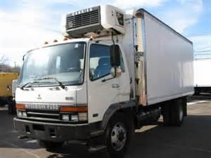 Mitsubishi Fuso Fm Used 2001 Mitsubishi Fuso Fm Mr Truck For Sale In