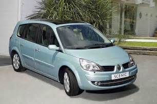 2007 Renault Scenic 2007 Renault Scenic Ii Pictures Information And Specs