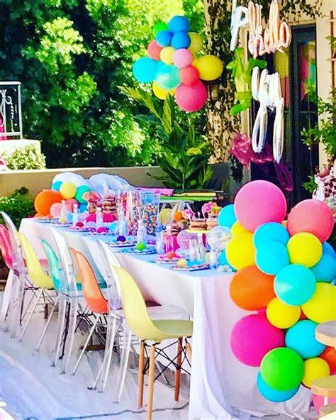 boys 10th birthday ideas kara s ideas colorful modern 10th birthday