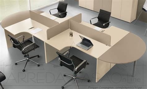 scrivanie per ufficio prezzi scrivanie componibili per ufficio avorio visone u00026scr