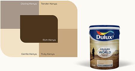 soulful kenya dulux