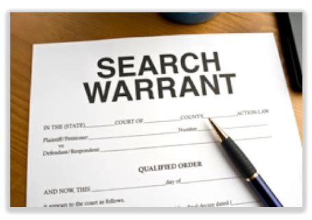 Search Warrant Procedure 5th Circuit Recognizes Right To Pre Indictment Search Warrant Materials