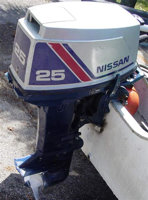 nissan outboard engines nissan marine engines