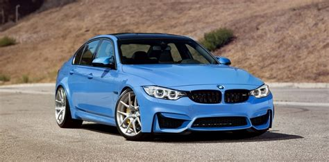 bmw m3 yas marina blue 2015 bmw m3 yas marina blue by morr wheels picture