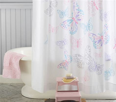 pottery barn curtains kids decorating kids bathrooms abode