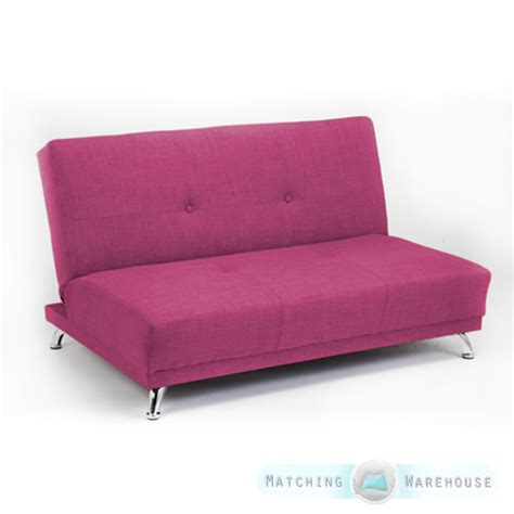 kids sleepover sofa clic clac children s kids 2 seater sofa bed guest