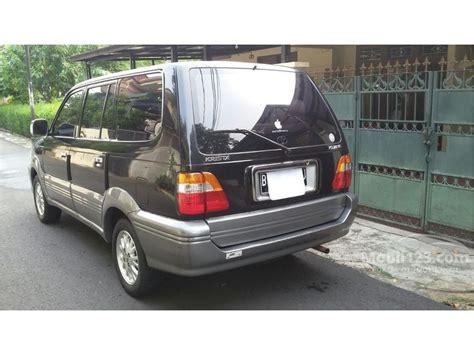 Lu Sen Depan Kijang Thn 2003 jual mobil toyota kijang 2003 krista 2 0 di dki jakarta manual mpv hitam rp 95 000 000 4236194