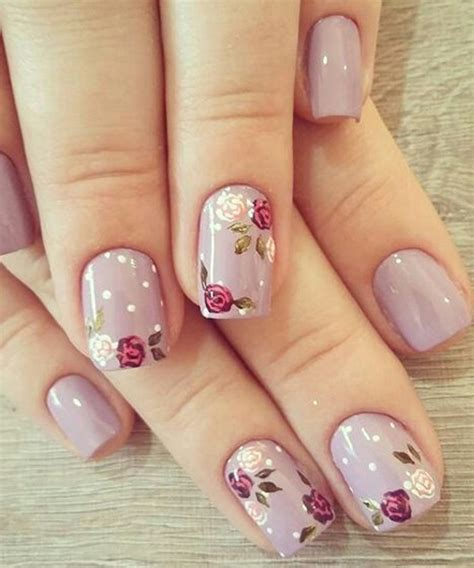 Looking For Nail Designs by Decent Looking Flower Nail Designs Weekly Styles