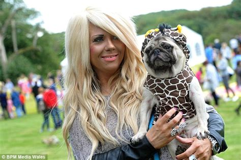 rescue pugs manchester hundreds of wrinkly faced pets and devoted owners celebrate uk s pugfest and