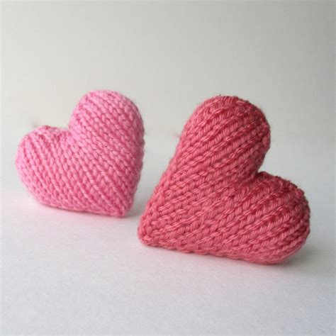 free knitting pattern heart shape amanda berry knit a heart for your valentinethis is a