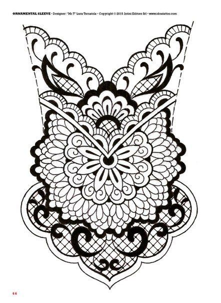 tattoo mandala flash tattoo flash book 5 mandalas maori feminino