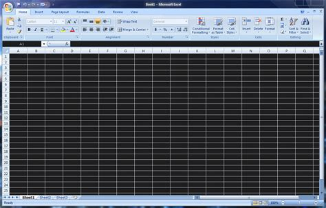excel dark themes problem with glass theme affecting ms ofice excel solved