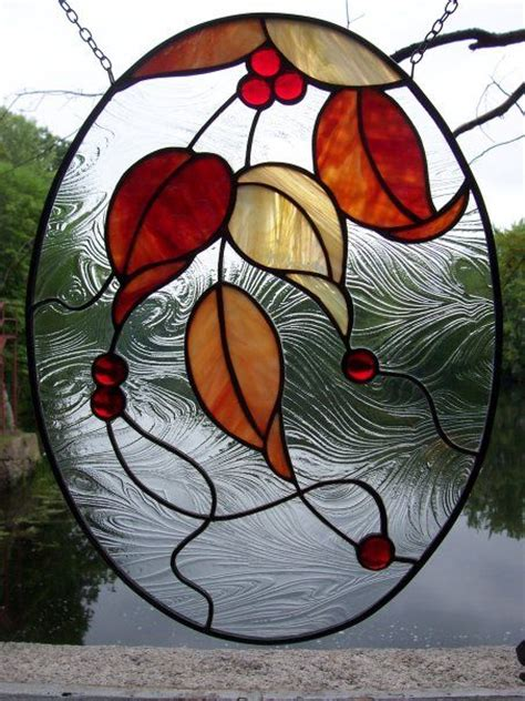 leaf pattern for stained glass 17 best images about trees leaves stained glass on