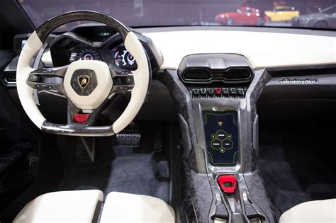 Urus Lamborghini Interior by Cars Lamborghini Urus Concept Interior Wallpaper Inside