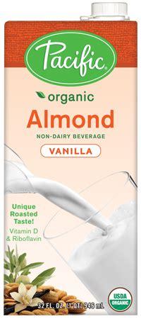 Alfredo Almond Milk Chocolate 450 Gr organic almond vanilla pacific foods