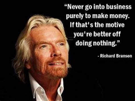 Is It Better To Go Into Industry Or Do Mba by Never Go Into Business Purely To Make Money If That S The