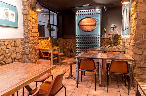 imagenes bares retro proyecto remodelaci 243 n y decoraci 243 n bar restaurante la zaranda