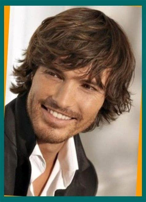 Mid Length Mens Hairstyles by 17 Best Ideas About Mens Medium Length Hairstyles On